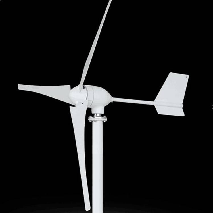 晟成路灯监控用水平轴小型风力发电机500w清洁型,节约型能源