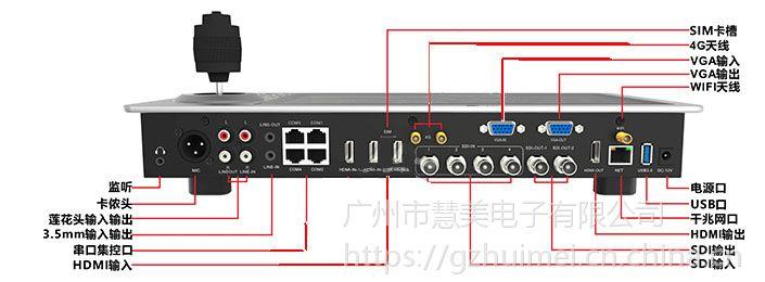 尼科NK-D12MWPRH 无线便携式录播一体机