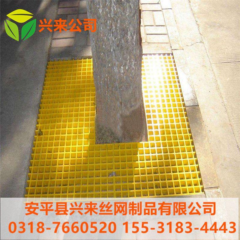 合肥玻璃钢格栅 道路雨篦子的间距 玻璃钢格栅的用途
