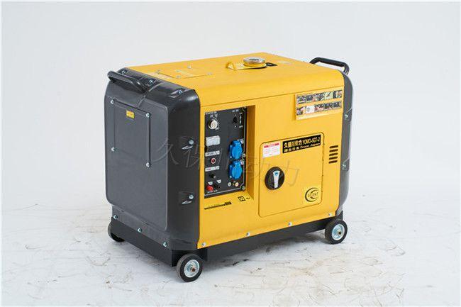 静音5kw柴油发电机参数表