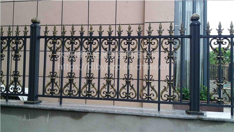 铝合金大门 铝合金护栏 围墙护栏 小区锌钢围栏 楼梯扶手-