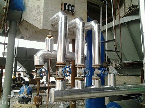可长期承揽铁皮保温施工 管道和罐体保温棉施工 耐高温设备施工