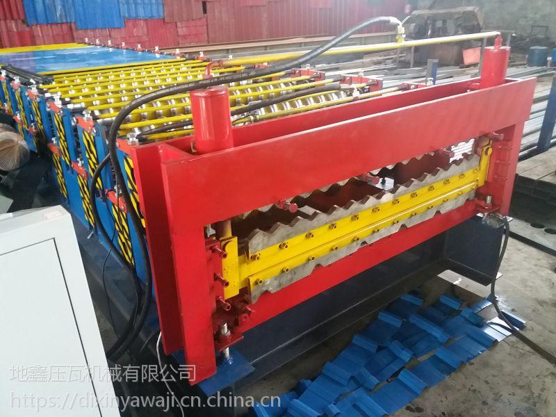 复合板设备直销岩棉泡沫一体机地鑫机械