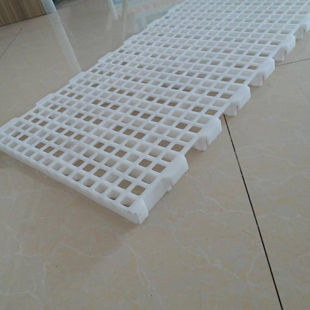 养鸭漏粪地板 鸭舍专用清洁设备 建设鸭舍用网床