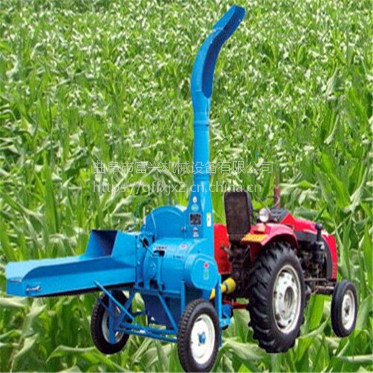 铡草粉碎机干湿两用玉米秸秆粉碎机 江苏铡草树叶铡切机富兴