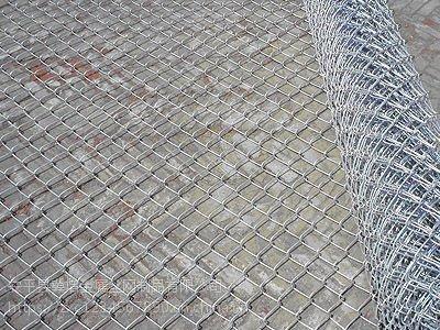 河北厂家直销矿用养殖勾花网体育场球场学校操场勾花网