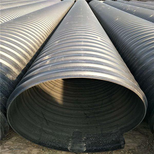 丹东钢带增强管钢带增强螺旋波纹管服务第一