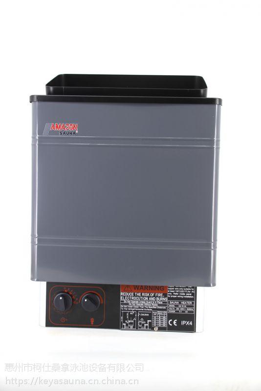 厂家直供 亚美人AMAZON AM90MI 内控桑拿炉 加热炉