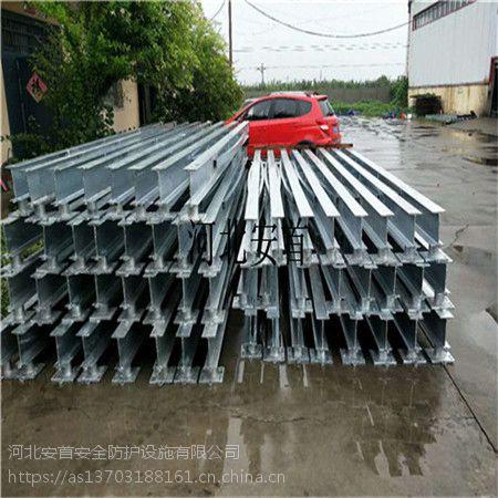 被动防护网5m立柱价格@河北安首H型立柱厂家