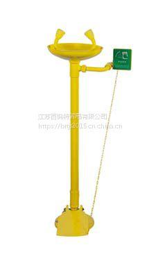 BTL21-A 立式双防小踏板洗眼器