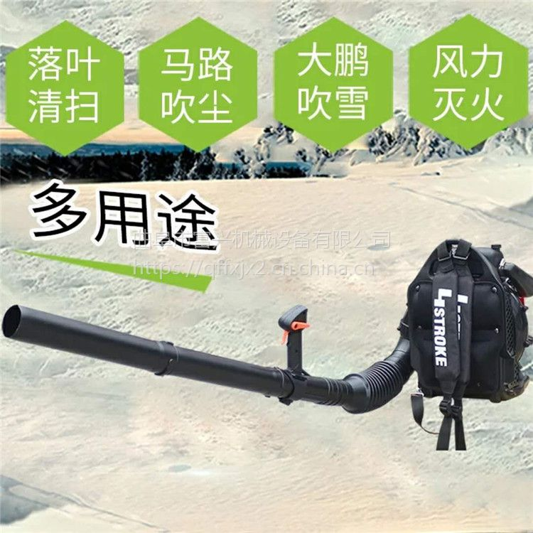 多功能马路吹风机 小型轻便汽油吹雪机 富兴厂家批发