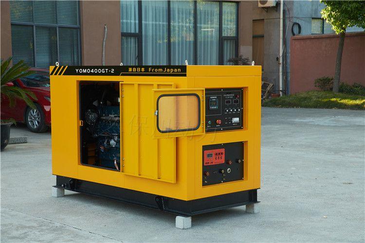 400A柴油发电电焊机技术参数