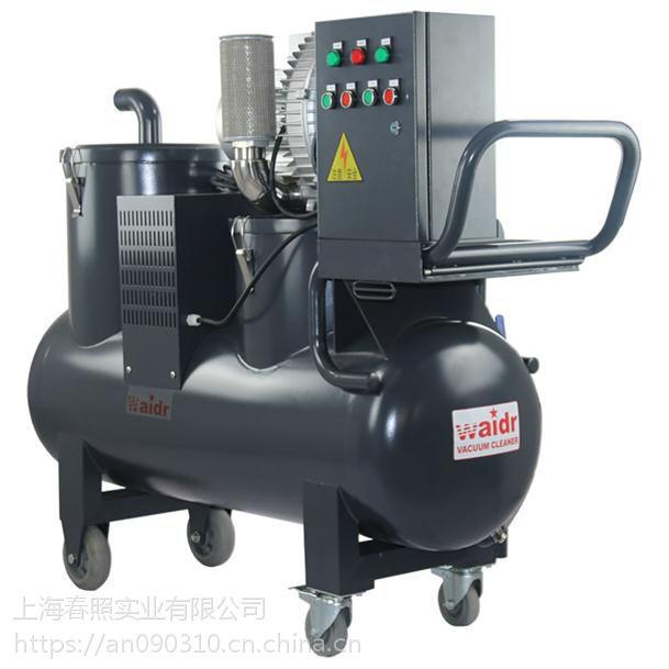 威德尔工业吸油机机械铸造车间油污铁屑分离式吸油机WX160- 5OIL