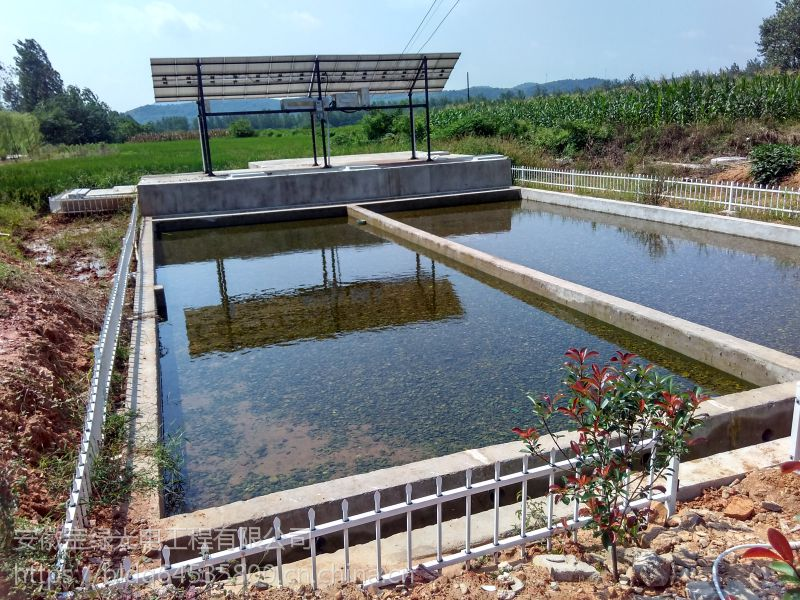 宝绿风光互补生活污水处理设备、太阳能污水处理设备