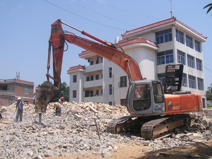 北京专业拆除公司13801274570专业厂房 广告牌拆除