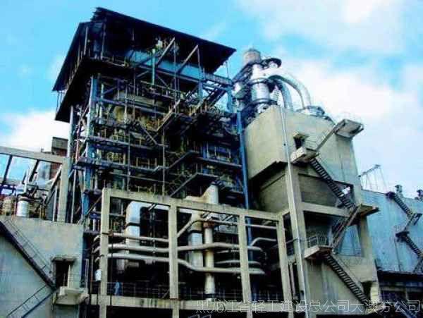 黑龙江锅炉安装工程