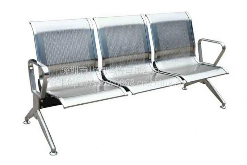 办事大厅连排椅*银行大厅椅皮垫*交易所大厅长椅子