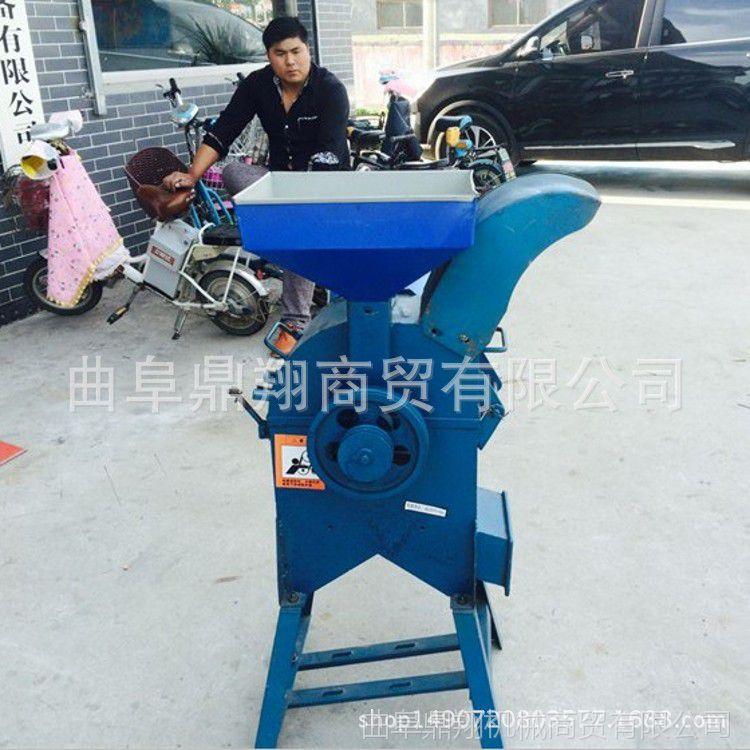 现货供应多功能铡草粉碎揉丝机  热销高效节能粉碎机 玉米秸秆铡