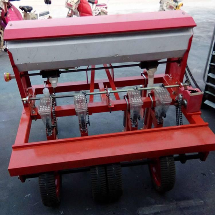 蔬菜谷子播种机 大型车载式精播机 晋城高粱谷物施肥播种机