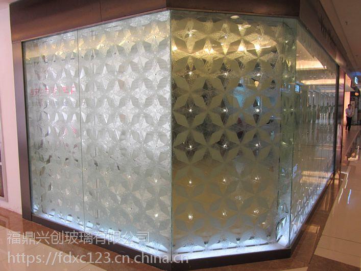 供应兴创磨光玻璃