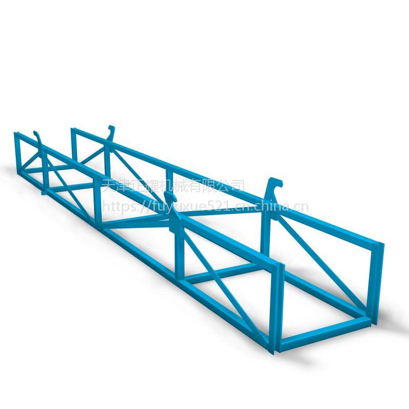 摇臂式伸缩货架适用于那种形式的仓储