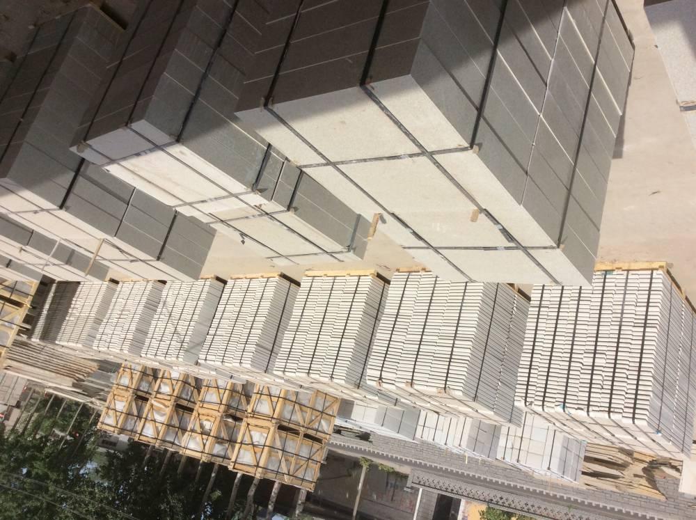 霄峰石材批发河北柏坡黄石材价格 3公分柏坡黄荔枝面 碧波黄外墙干挂板