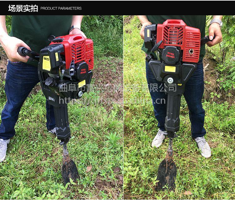 苗木移植带土球起树机 富兴大直径起苗断根挖树机报价