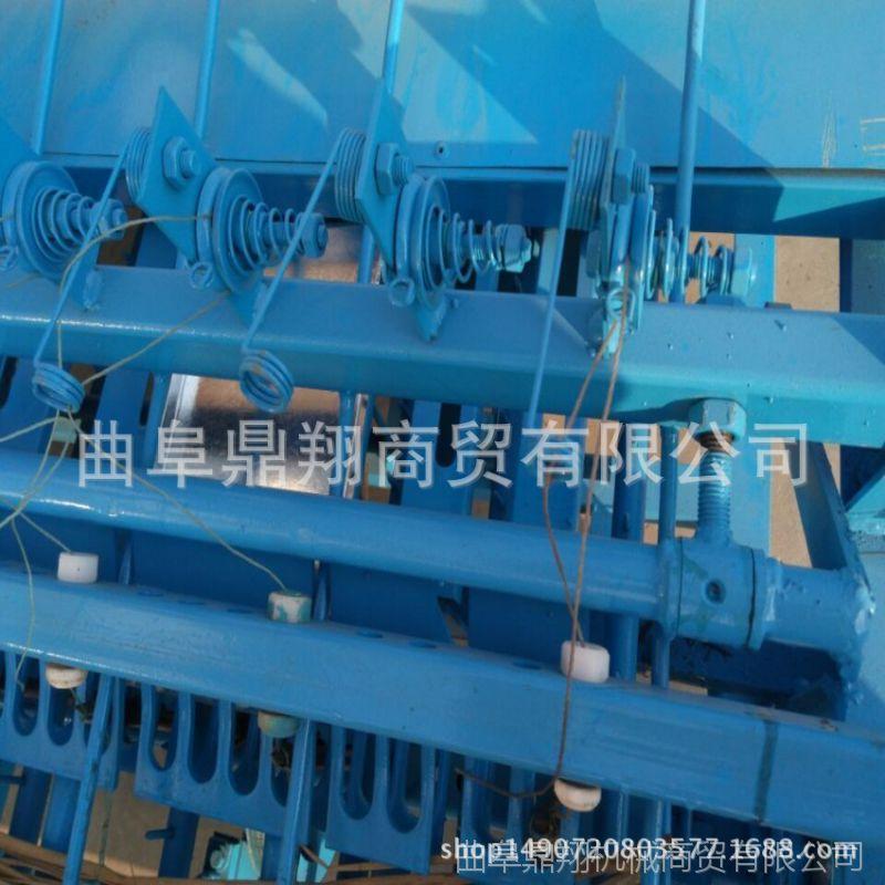 养殖基地编织机价格 新一代电动草帘编织机 麦秆稻草编织机