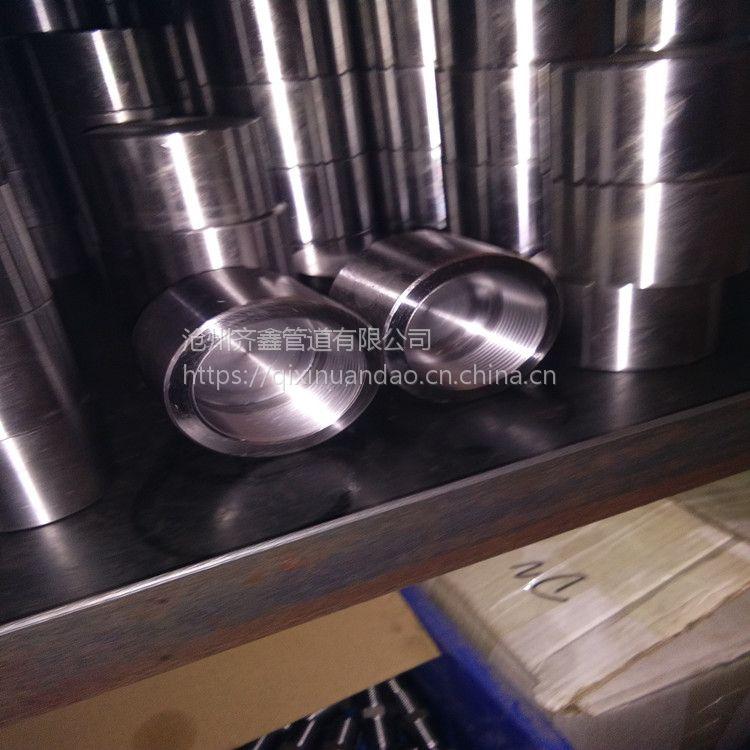 生产碳钢承插焊管帽 螺纹管帽 保材质 沧州齐鑫