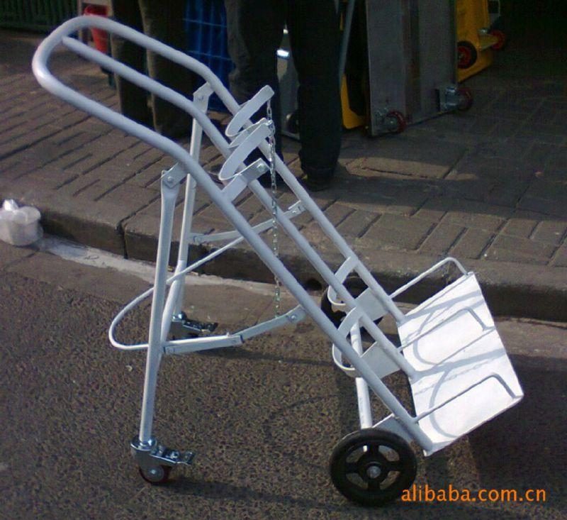定做不锈钢工具车,各种手推车,静音车,登高车,老虎车.图片