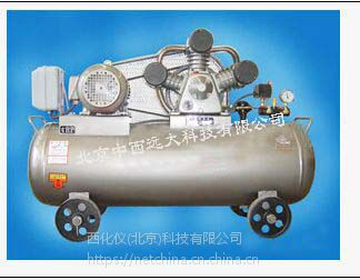 中西dyp 移动式空压机 活塞式空压机 型号:TJ42-ET-80库号:M407387