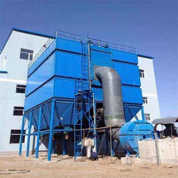 专供粮食厂脉冲布袋除尘器环保设备