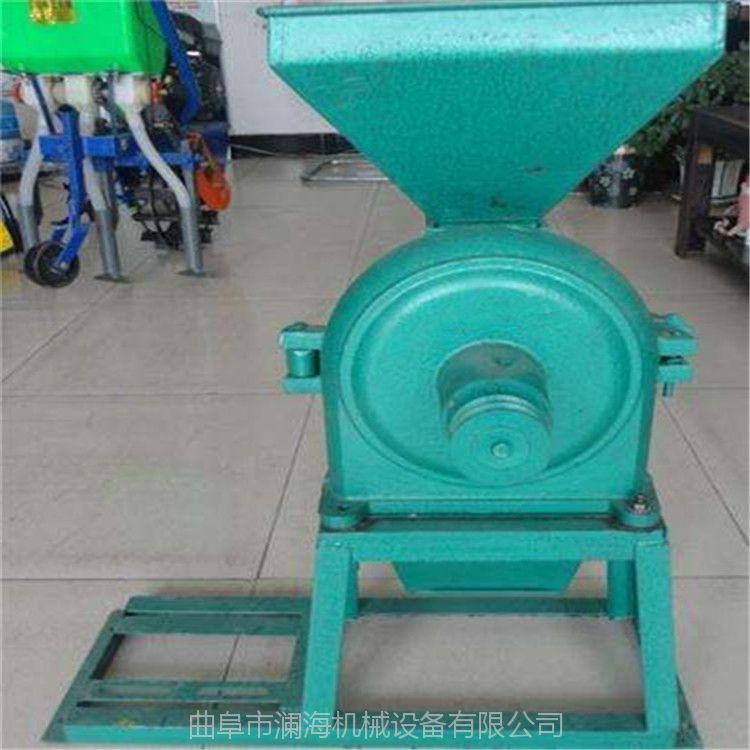 家用小型磨面机 玉米小麦面粉机厂家直销