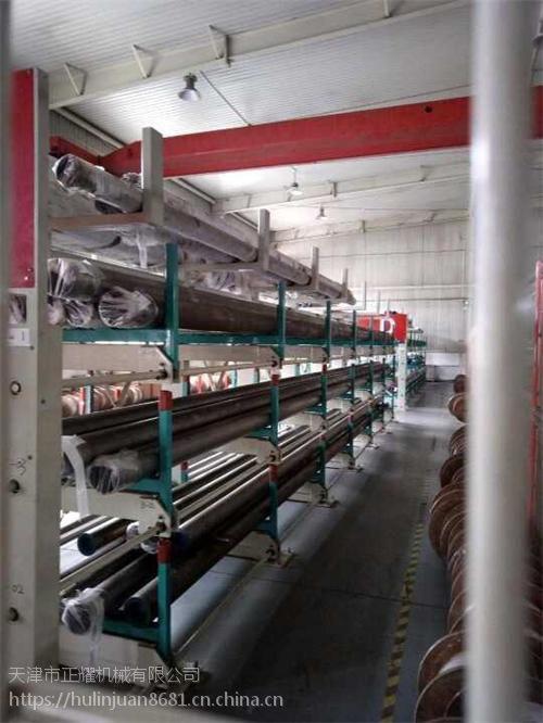 伸缩悬臂式钻管货架 节约空间 使用方便