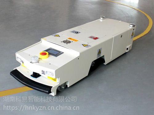 株洲AGV智能物流小车上位机编程