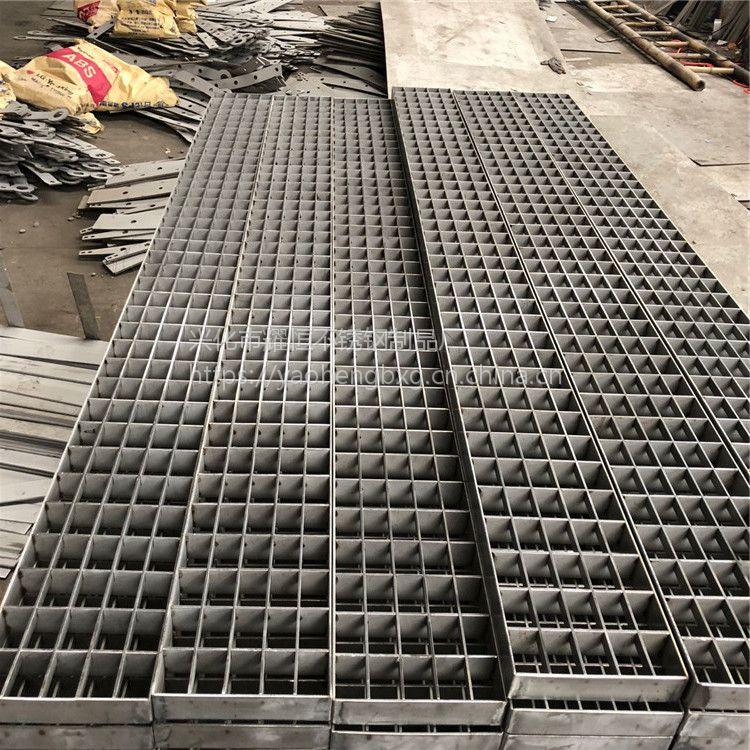 耀恒 定制不锈钢钢格板 不锈钢钢格栅 防滑齿形网格板插接格栅