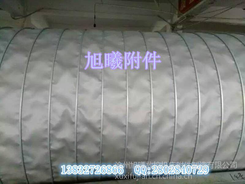 广州定做全运会伸缩式丝杠防护罩/多角型油缸保护套/伸缩套热销|新闻动态-沧州旭曦数控机床附件制造有限公司
