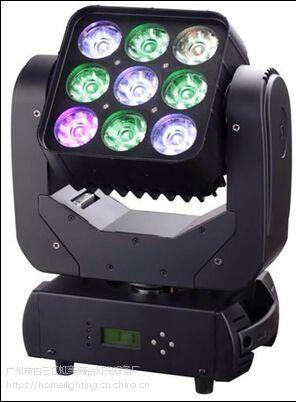 广州虹美 HM-L09 LED摇头矩阵灯