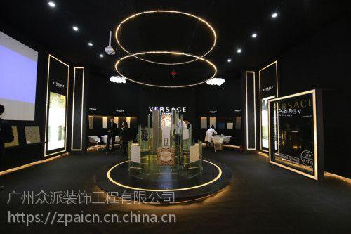 广州设计周,众派展览搭建设计服务周到,更加可靠