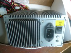 全新原包装亿泰兴ETASIS无风扇无噪声电源供应器 铝外壳热管散热