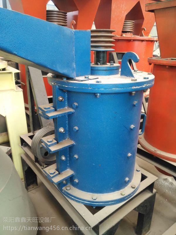 河北承德天旺PFL600型高效立式复合破碎机环保节能
