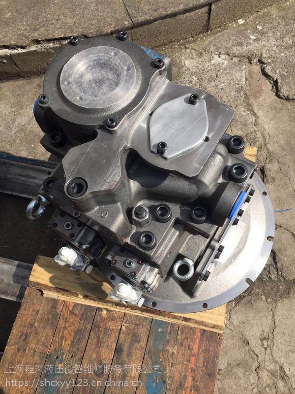 上海维修泵车川崎K5V215液压泵 维修价格