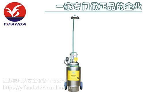 加压便携式防爆保温型冲淋洗眼器