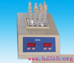 中西dyp 标准COD消解器 中西器材 型号:XP63-HH-III库号:M401445
