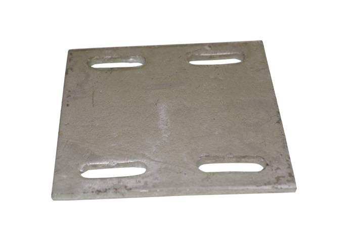 广东广州前置预埋件玻璃幕墙镀锌钢板厂家