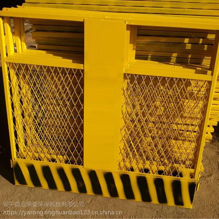 现货供应 建筑地铁基坑临边防护网 基坑围网 建筑防护网