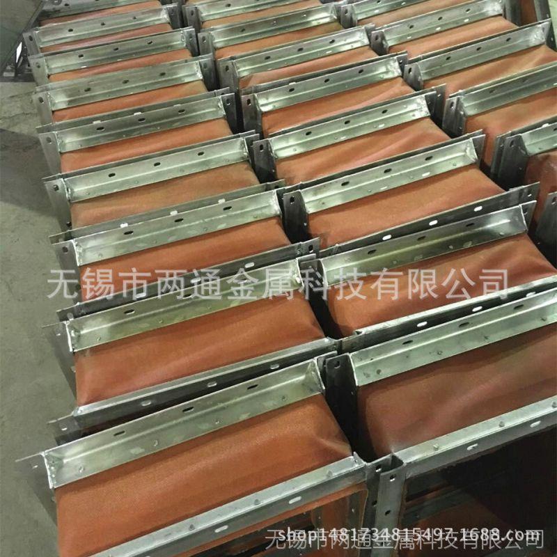 无锡两通风管 厂家直销 风管辅件系列 共板法兰软接头