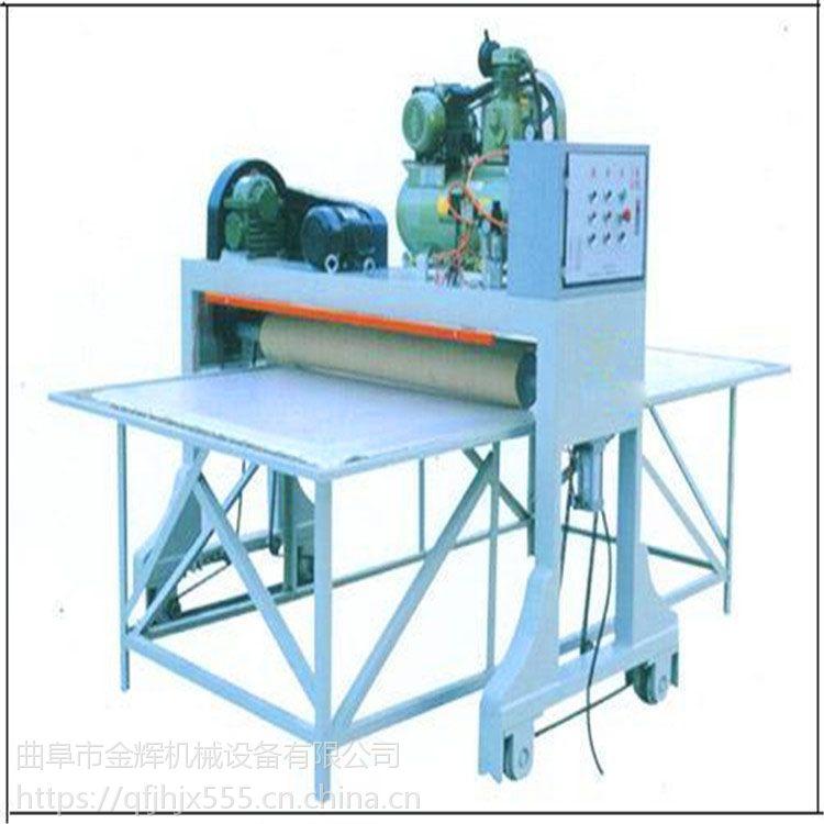 现货供应 板材罩光机木工机械树脂罩光机覆面机 价低