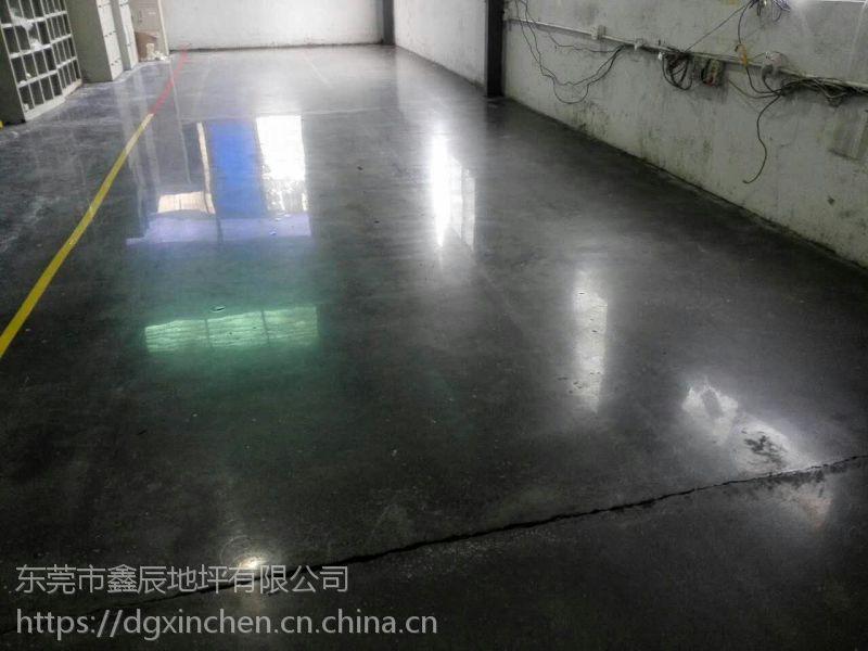 惠州博罗混凝土路面起砂处理+龙门地面无尘硬化+旧地坪改造