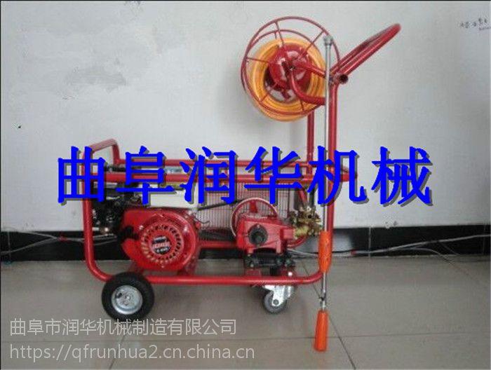 汽油果树打药机 电动喷雾器 担架式喷药机
